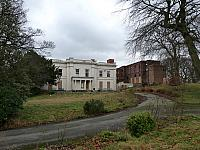 St Gabriels Convent Knolle Park Liverpool - February 2017